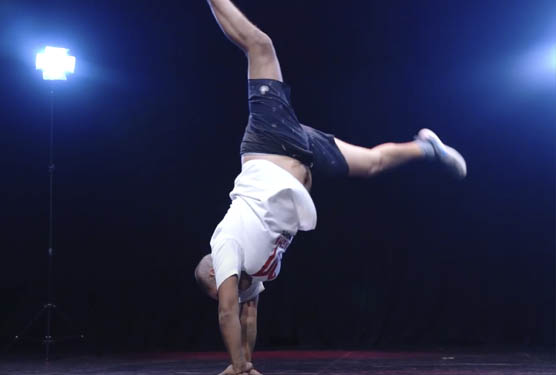 Break dance I