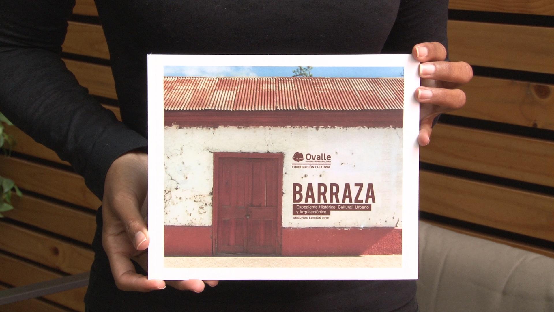 Barraza, expediente histórico, cultural, urbano y arquitectónico