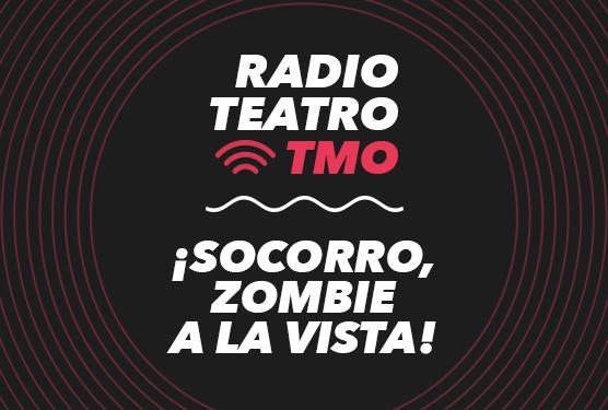 ¡Socorro, zombie a la vista!