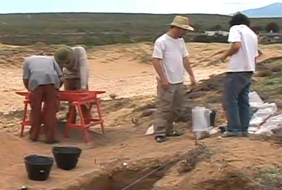 Paleoindios del Choapa