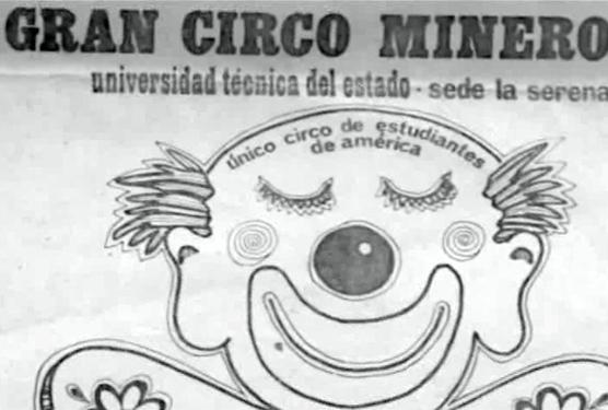 Circo minero, herencia de amor