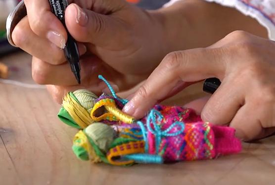 Creación de juguetes con materiales reciclables