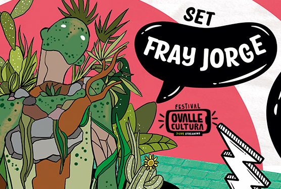 Festival Ovalle Cultura [set Fray Jorge]