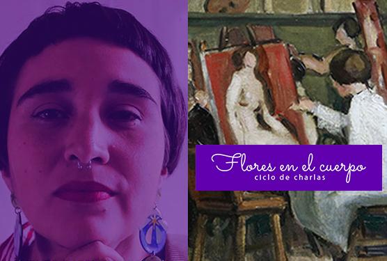 La grande Chaumiére. Entramado textil y corporal de la mujer (André Álvarez Oliva)