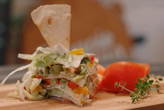 El Arte de Comer Sano: Tarta de verduras
