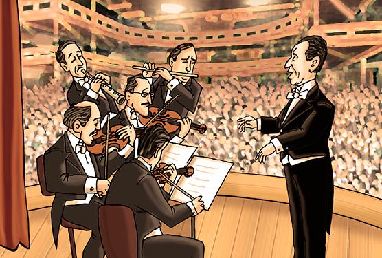El gran concierto de Bach en el Teatro Nacional