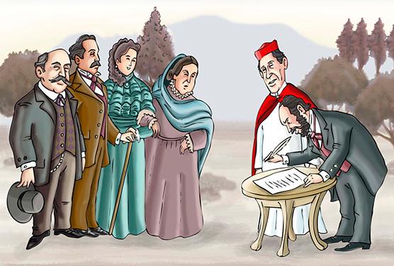 Acto de fundación de la Villa de Ovalle