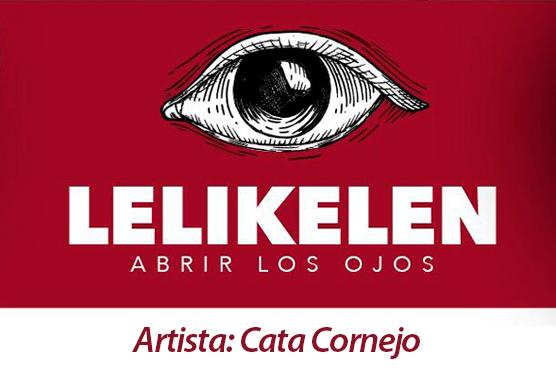 Lelikelen: «Abrir los ojos».