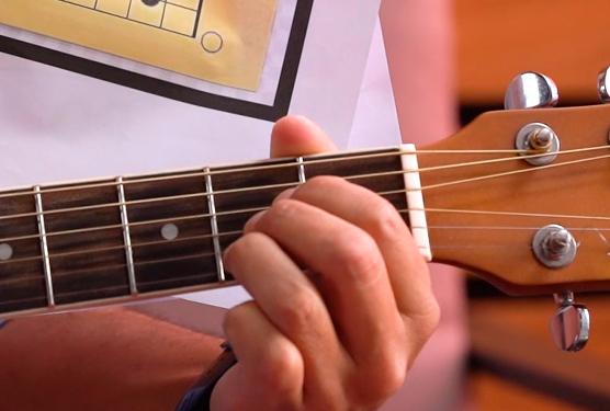 Taller de guitarra básica 1