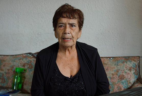 Grimaldina Araya